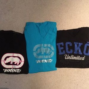 Bundle of ecko shirts